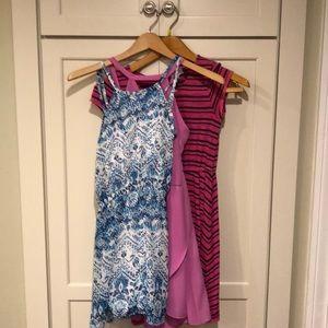 3 size 10 girls dresses! Splendid, Aqua Couture.